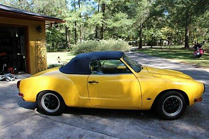 1971 Volkswagen Karmann-Ghia for sale 100768322