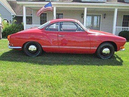1971 Volkswagen Karmann-Ghia for sale 100865875