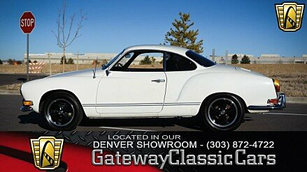 1971 Volkswagen Karmann-Ghia for sale 100965307