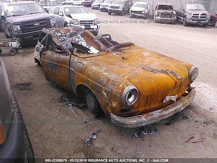 1971 Volkswagen Squareback for sale 101016661