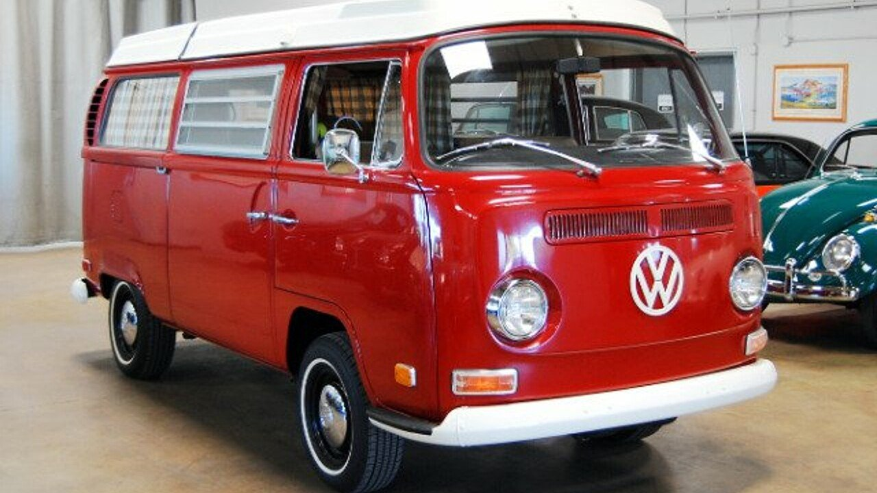 1971 Volkswagen Vans for sale 100805841