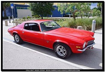 1971 chevrolet Camaro for sale 100767897