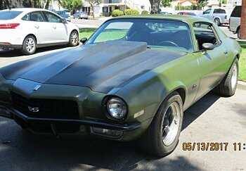 1971 chevrolet Camaro for sale 100887137