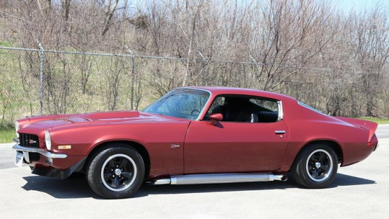 1971 chevrolet Camaro for sale 100982591