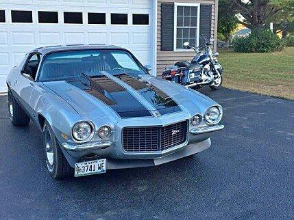 1971 chevrolet Camaro for sale 101028045