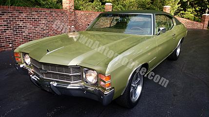 1971 chevrolet Chevelle for sale 101009226