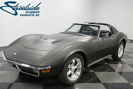 1971 chevrolet Corvette for sale 101011714