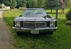1971 chevrolet Monte Carlo for sale 101030023