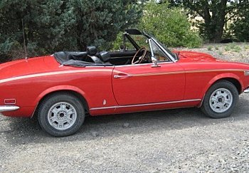 1971 fiat Spider for sale 101009438