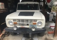 1971 ford Bronco for sale 100946353