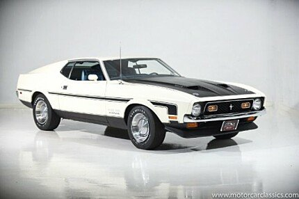 1971 ford Mustang for sale 101024714