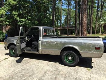 1971 gmc C/K 1500 for sale 100824936