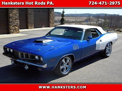 1971 plymouth CUDA for sale 100912235