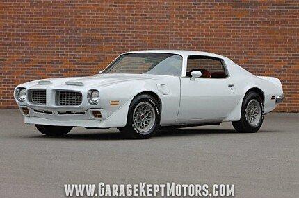 1971 pontiac Firebird for sale 101017503