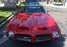 1971 pontiac Firebird for sale 101027916