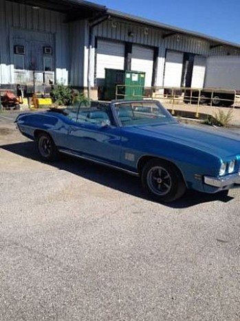 1971 pontiac Le Mans for sale 100825725