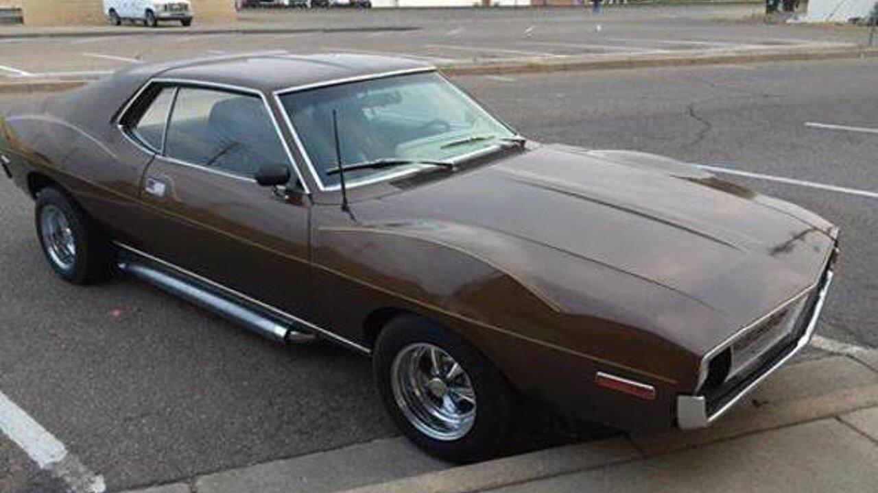 1972 amc javelin for sale near las vegas nevada 89119 classics on autotrader. Black Bedroom Furniture Sets. Home Design Ideas