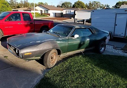 1972 AMC Javelin for sale 100892620