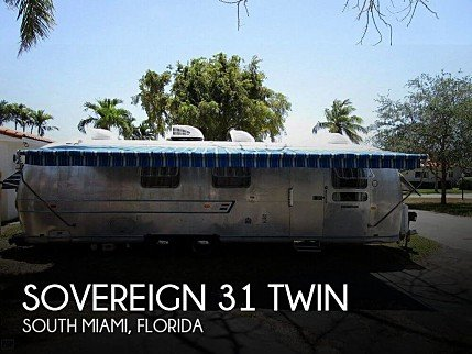 1972 Airstream Sovereign for sale 300161205
