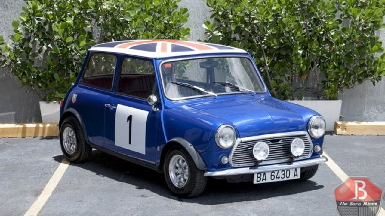 1972 Austin Mini for sale 101014401