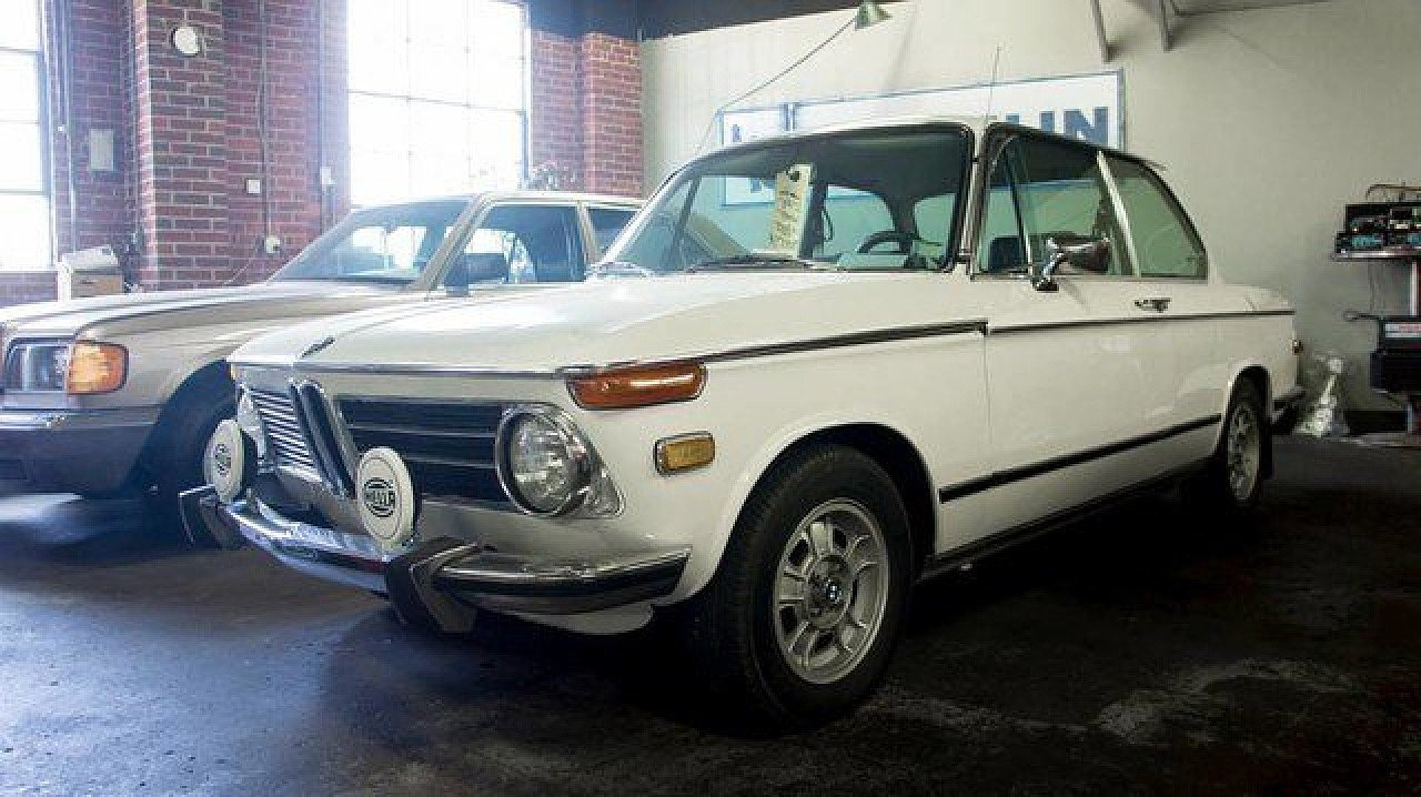 Auto Trader Oregon Classic Bmw 2002s For Sale Classics On Autotrader