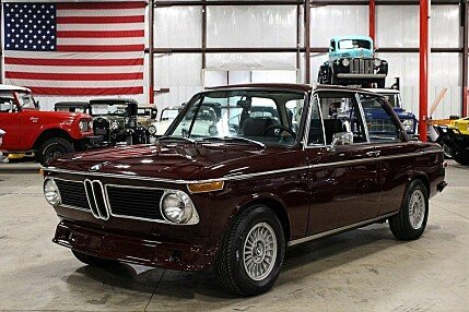 1972 BMW 2002 for sale 100930214