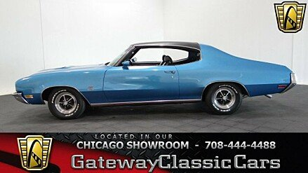1972 Buick Gran Sport for sale 100800017