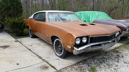 1972 Buick Gran Sport for sale 100855647