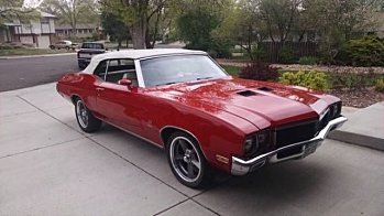 1972 Buick Gran Sport for sale 100826508