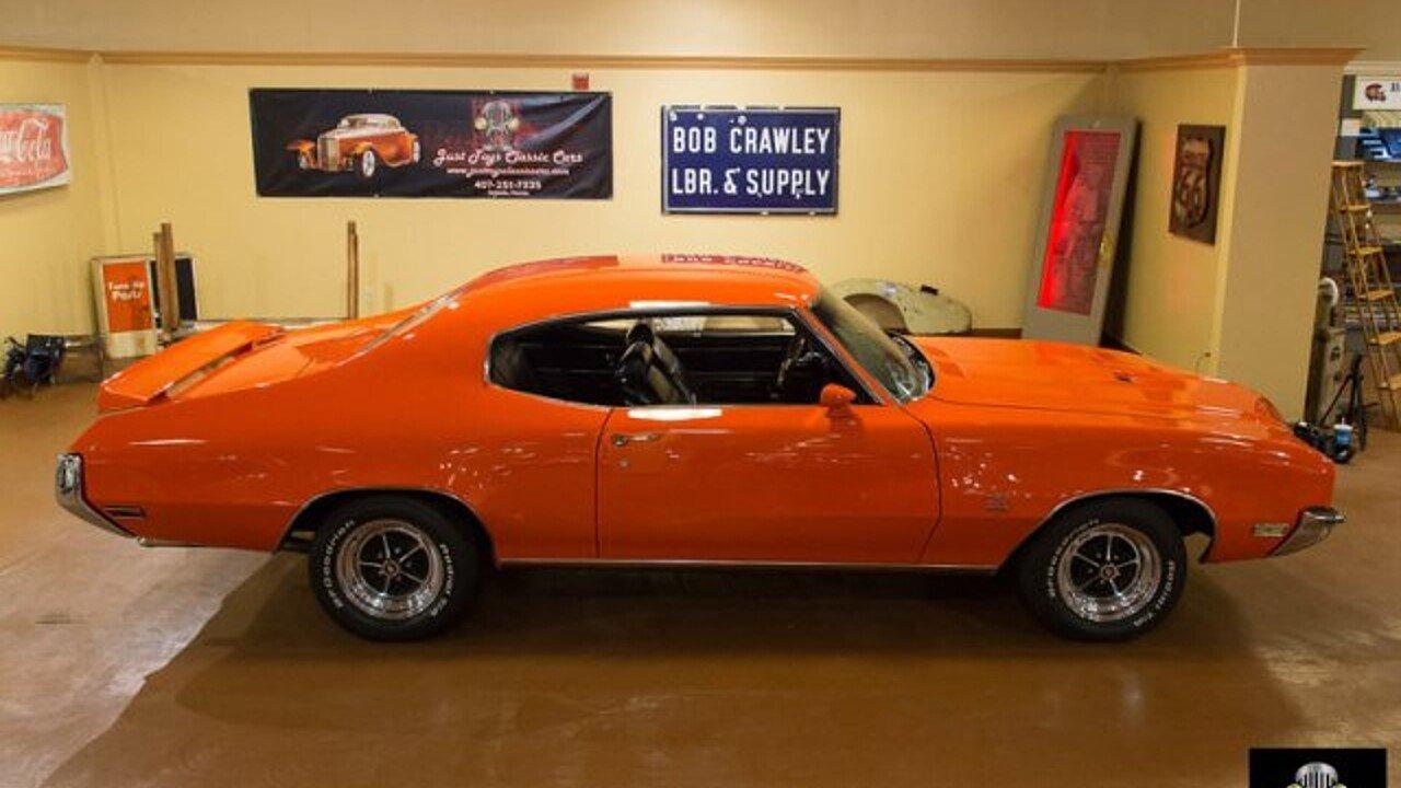 1972 Buick Gran Sport for sale near Orlando, Florida 32837 ...