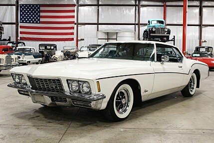 1972 Buick Riviera for sale 100926006