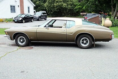 1972 Buick Riviera Coupe for sale 100997794