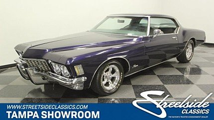 1972 Buick Riviera for sale 101006622
