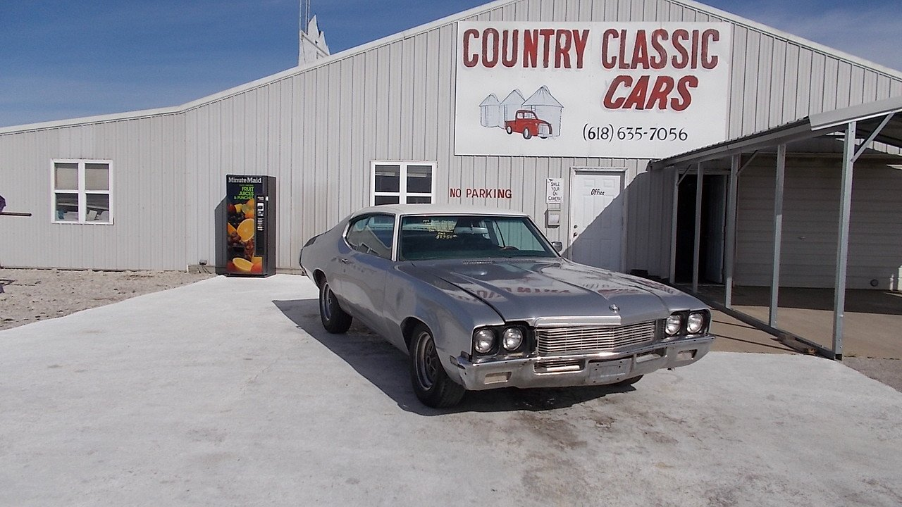 1972 Buick Skylark for sale 100854121
