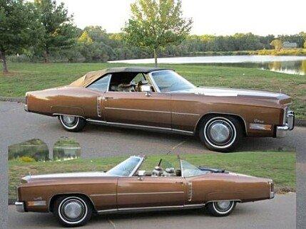 1972 Cadillac Eldorado for sale 100826421