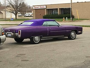 1972 Cadillac Eldorado for sale 100826170