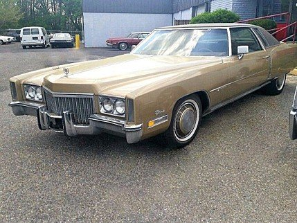 1972 Cadillac Eldorado for sale 100818544