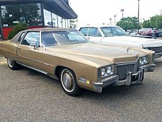 1972 Cadillac Eldorado Clics for Sale - Clics on Autotrader