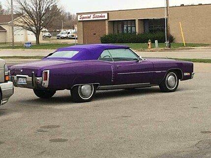 1972 Cadillac Eldorado for sale 100826170
