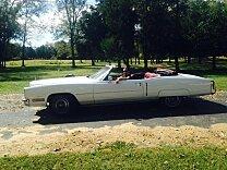 1972 Cadillac Eldorado Biarritz Convertible for sale 100913016