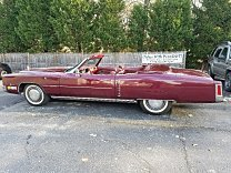 1972 Cadillac Eldorado Biarritz Convertible for sale 100929203