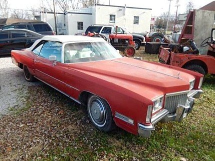 1972 Cadillac Eldorado for sale 100946009