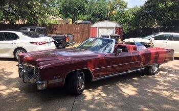 1972 Cadillac Eldorado for sale 100995642