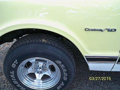 1972 Chevrolet  for sale 100729511