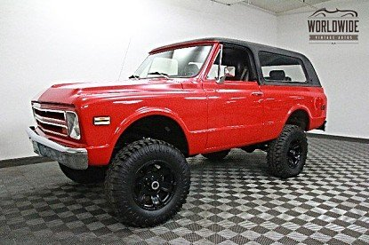 1972 Chevrolet Blazer for sale 100768416
