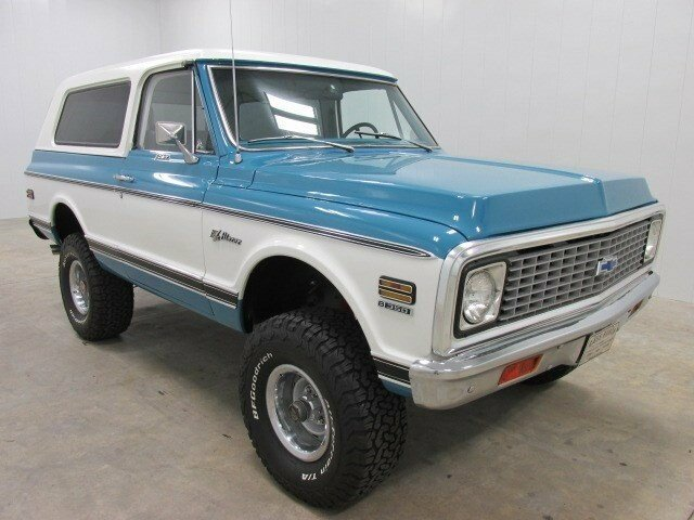Chevrolet Blazer Classic Cars for sale. With a selection that's always changing you can find the latest Chevrolet Blazer listings on OldCarOnline.