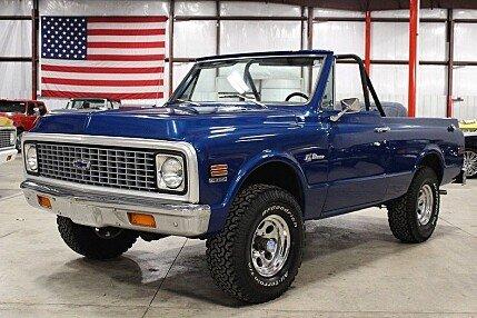 1972 Chevrolet Blazer for sale 100842367