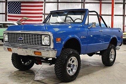 1972 Chevrolet Blazer for sale 100842802
