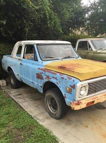 1972 Chevrolet Blazer for sale 100826500