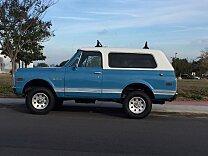 1972 Chevrolet Blazer 4WD 2-Door for sale 100953468